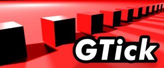 gtickのロゴ